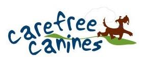 Carefree Canines Logo