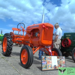 Vintage Allis-Chalmers Beauty