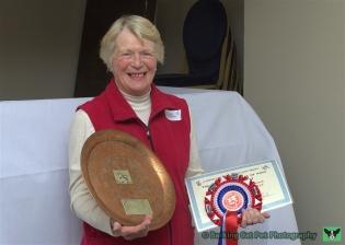 Area Representative for Badenoch & Strathspey, Vivien Moen